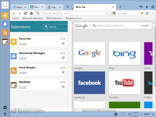 Maxthon Cloud Browser 4.0.5.3000 Full Version