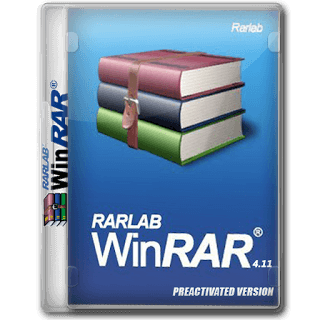 Winrar v4.11 x86-x64 Final Preactivated Version Incl 120 Themes