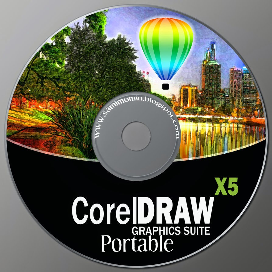 download corel draw x5 portable
