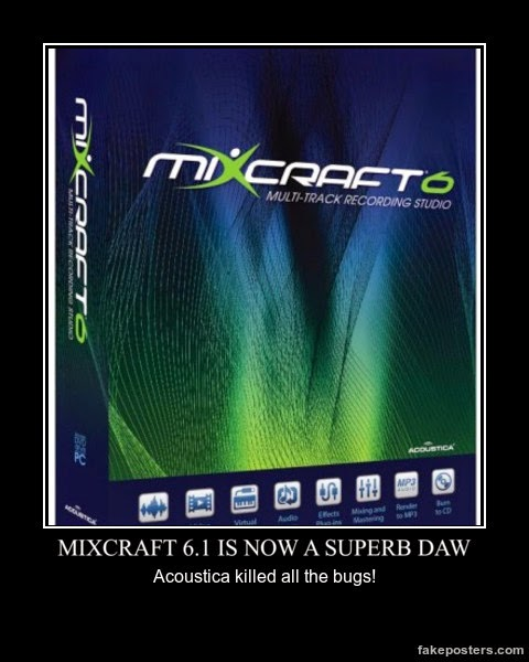 Photo of Acoustica Mixcraft v6.1 Build 213 Multilingual with Key Best for Audio Editing