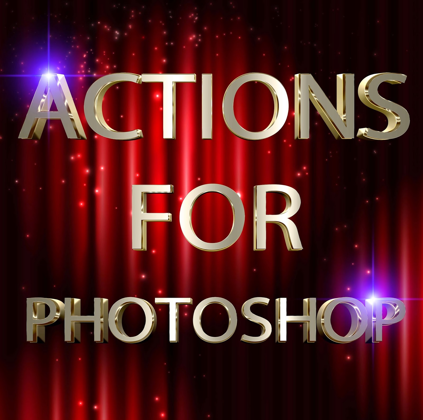 Photo of Actions for Photoshop Largest Collection