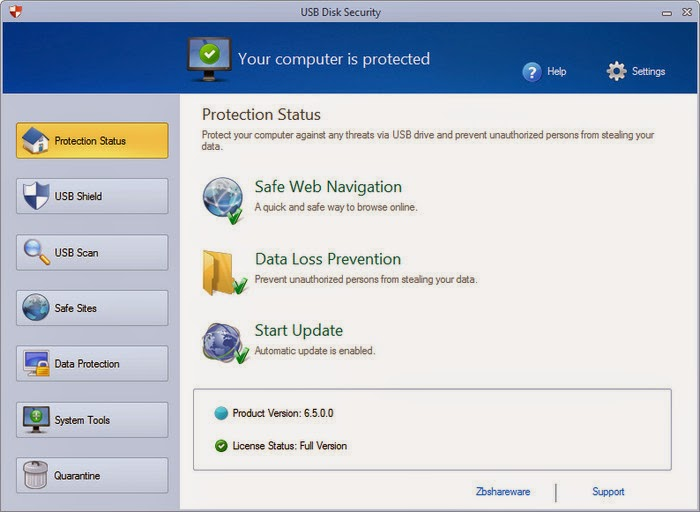USB Disk Security 6.5.0 Preactivated Latest Version
