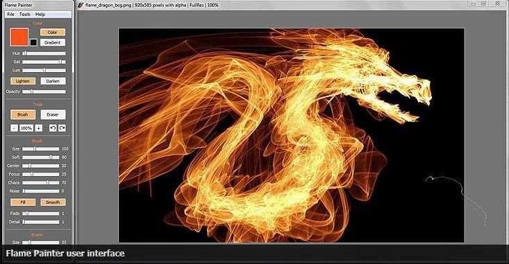 FlamePainterv1.2 with key for Designing by sammi