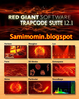 Red Giant - Trapcode Suite