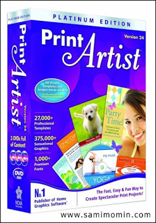 Photo of Print Artist Platinum v24.0 Retail Free Full