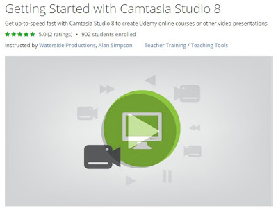 Photo of Getting Started with Camtasia Studio 8 – Free Udemy