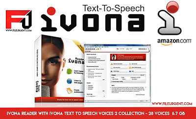 Photo of IVONA Reader with IVONA text to speech multi-lang Complete