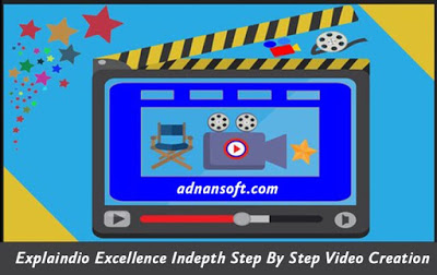 Explaindio Excellence Indepth Step By Step Video Creation Download