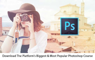 Photo of Download The Platform's Biggest & Most Popular Photoshop Course