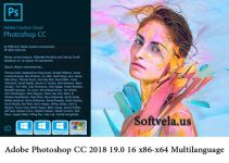 Download Adobe Photoshop CC 2018 19.0 16 x86-x64 Multilanguage