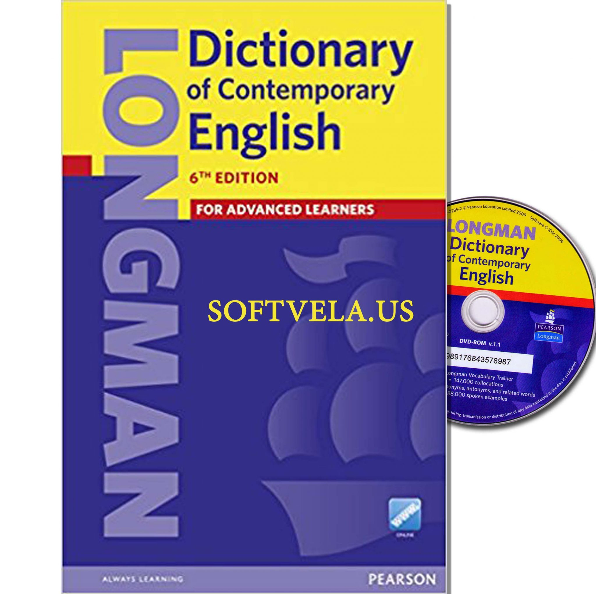 Photo of Download Longman Dictionary Of Contemporary English 5th Edition