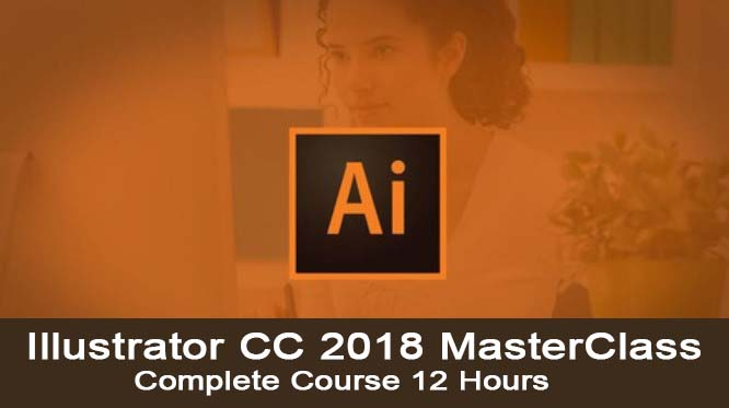 Photo of Download Illustrator CC 2018 MasterClass Complete Course