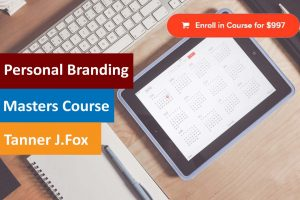 Download Personal Branding Masters Course by Tanner J.Fox
