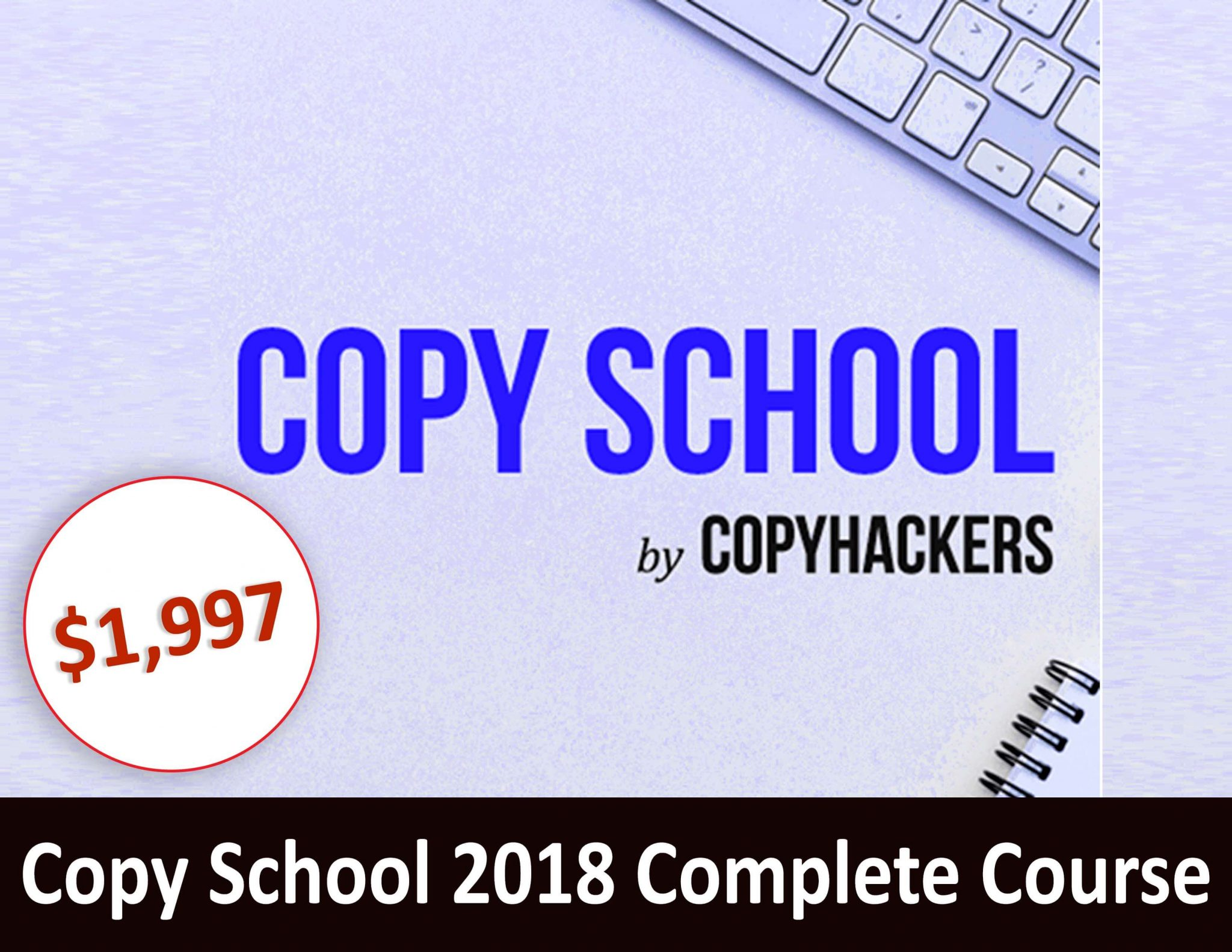 Download Copy School 2018 Complete Course by Copy Hackers