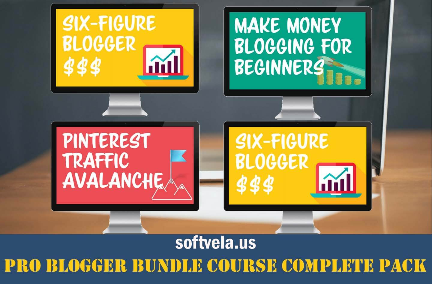 Photo of Download Pro Blogger Bundle Course Complete Pack
