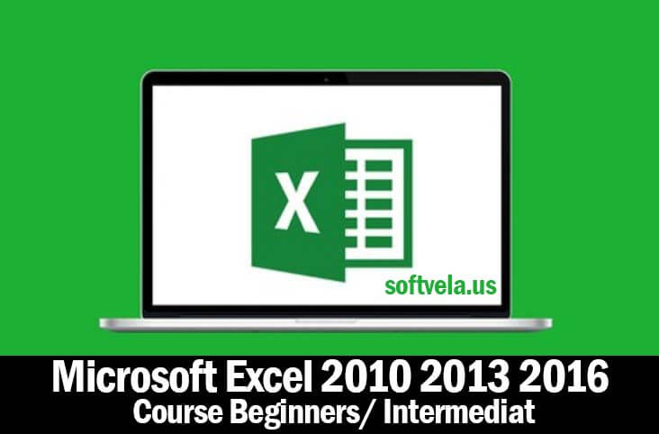 Photo of Download Microsoft Excel 2010 2013 2016 Course Beginners Intermediat