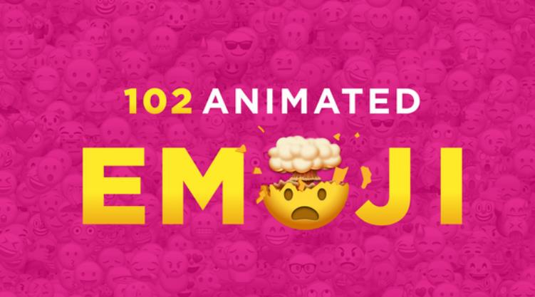 Download SuperVip Emoji VideoHive 22407545