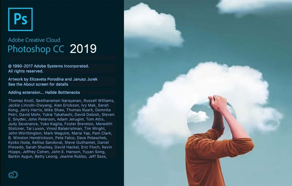 Download Adobe Photoshop CC 2019 v20.0 Multilingual Full Version
