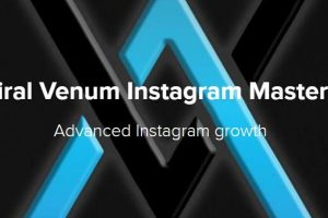 Download Viral Venum Instagram Mastery Full Course by Anthony Groeper