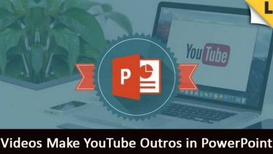 Photo of PowerPoint Videos Make YouTube Outros in PowerPoint Download Course
