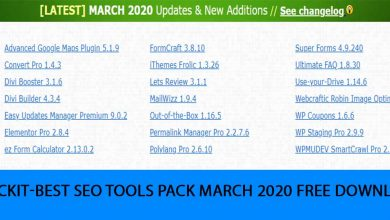 Photo of Crackit-Best SEO Tools Pack March 2020 Free Download